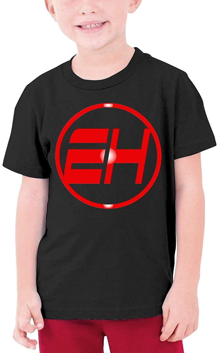 DANIPEW Teens Boys Girls Ni-ck Eh 30 T-Shirt Fashion Youth Shirt