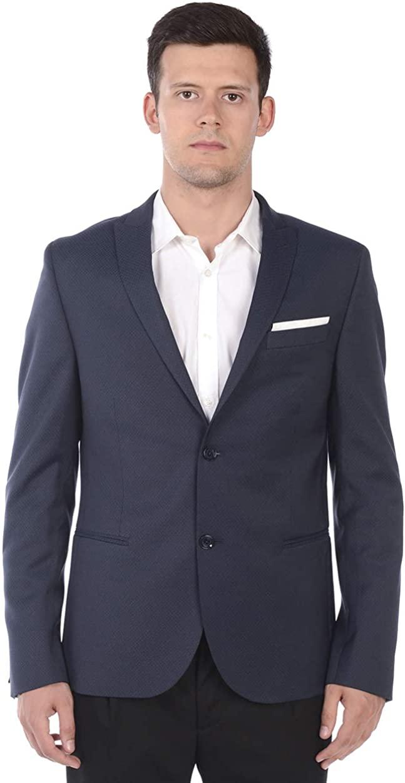 Daniele Alessandrini - Men'S Jacket GA039N8233800 GA039N8233800 Blue