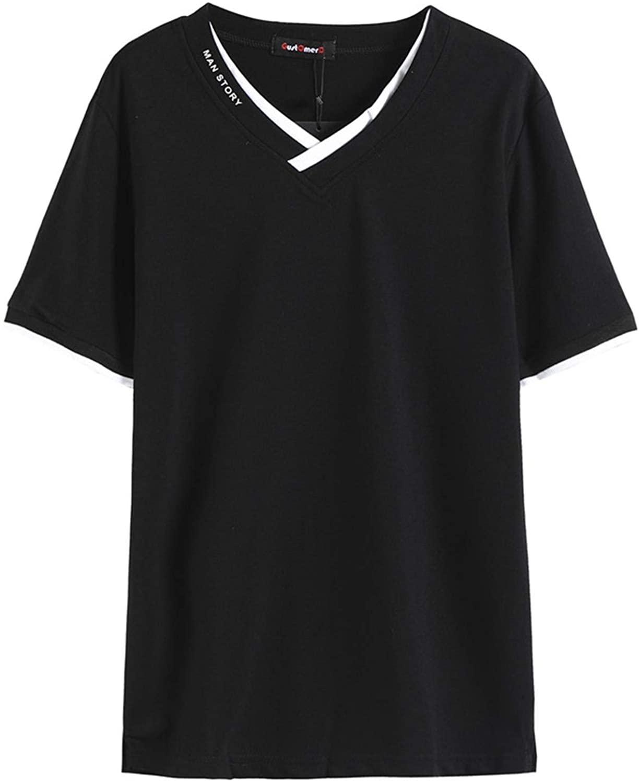 New T Shirt Men Plaid Printing T Shirt Mans T Shirt Short Sleeves O Neck Slim Fit