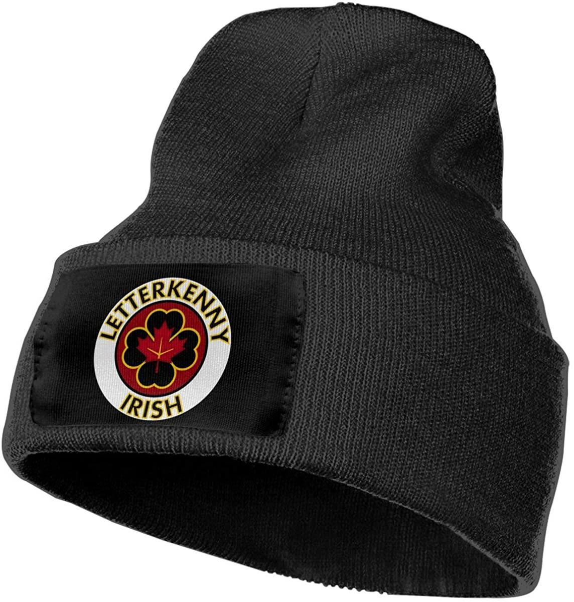 CAPADANA Letterkenny Irish Mens Beanie Cap Skull Cap Winter Warm Knitting Hats.
