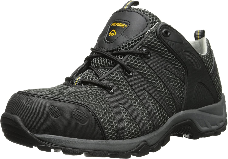 Wolverine Men's Amherst Safety-Toe Shoe