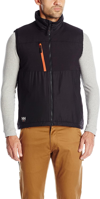 Helly Hansen Workwear Men's Utility Primaloft Insulated Vest