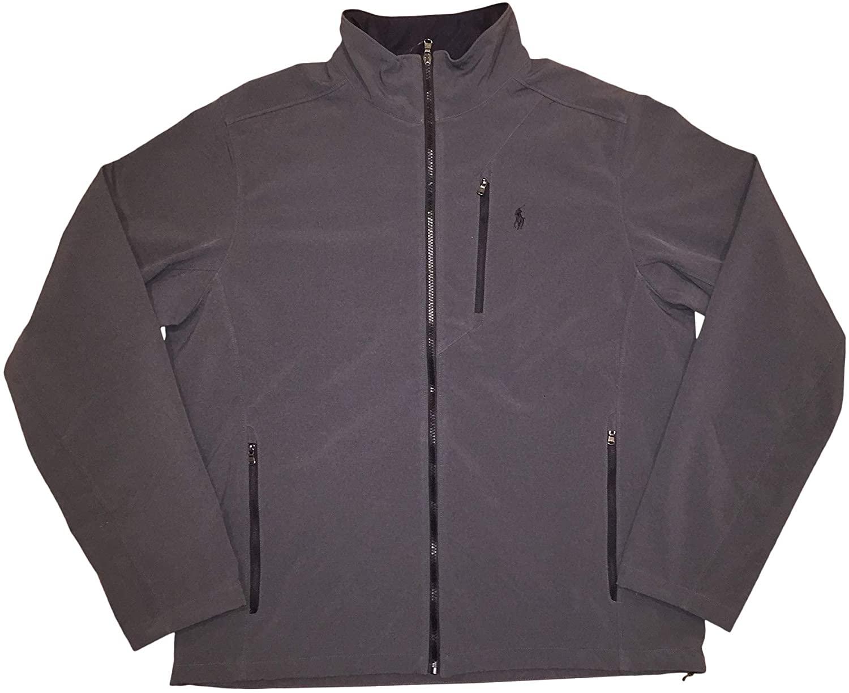 Polo Ralph Lauren Men's Performance Water Repellent Jacket Grey XL