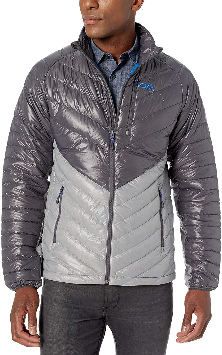 Outdoor Research mens Ms Illuminate Down Jacket