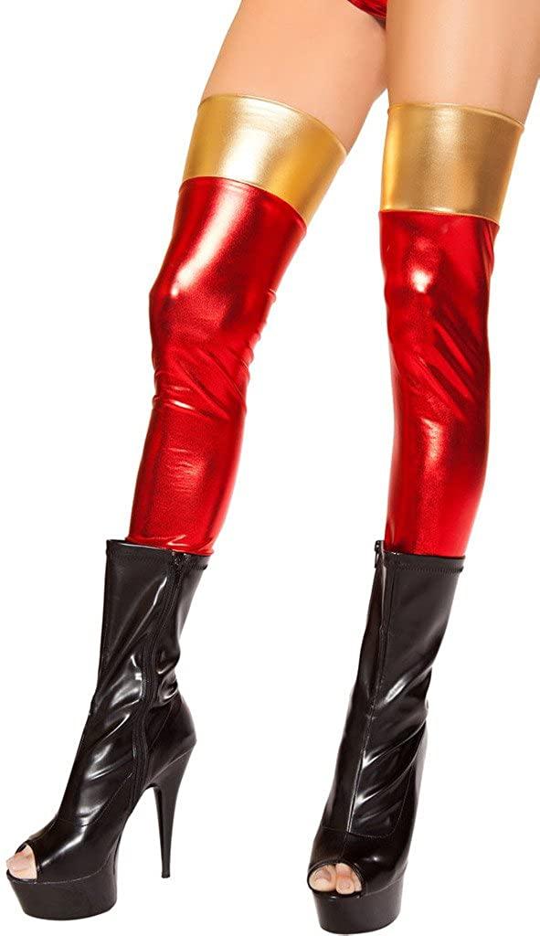 Musotica Justice League Unlimited Wonder Woman Leggings