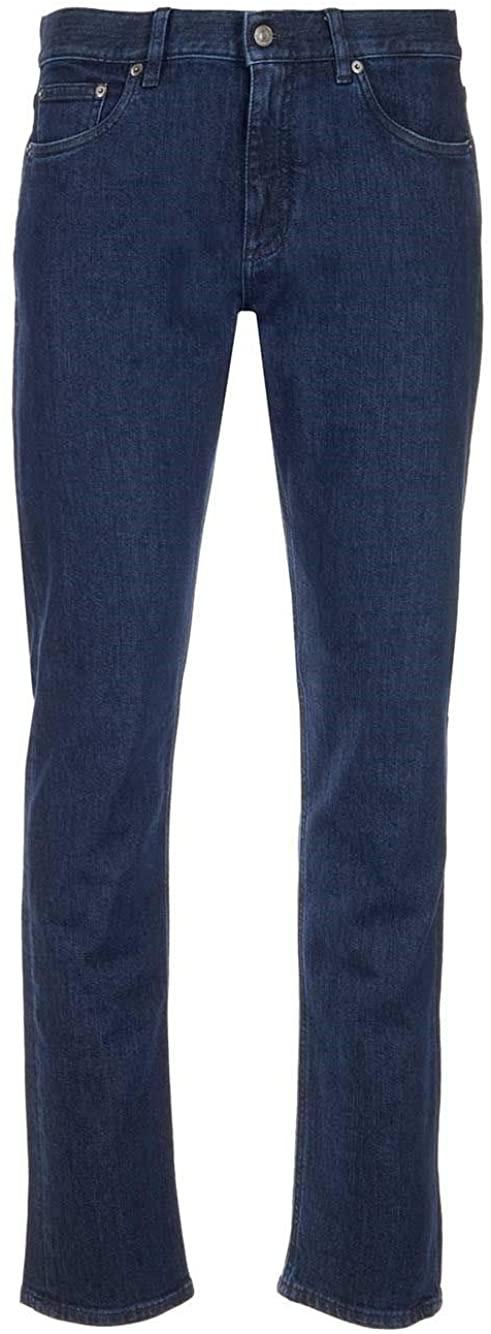 Z Zegna Luxury Fashion Man UVI70JS01002 Blue Cotton Jeans | Fall Winter 20