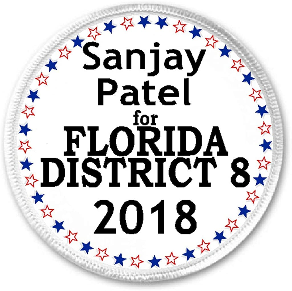 Sanjay Patel for Florida District 8 2018-3