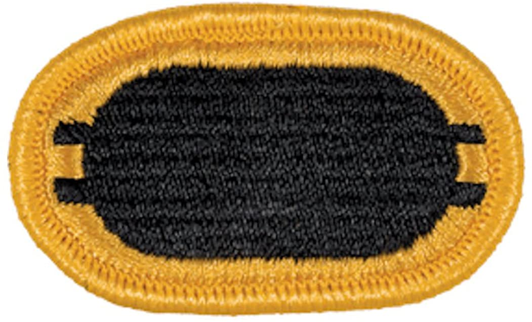 327th Infantry 2nd Battalion Oval