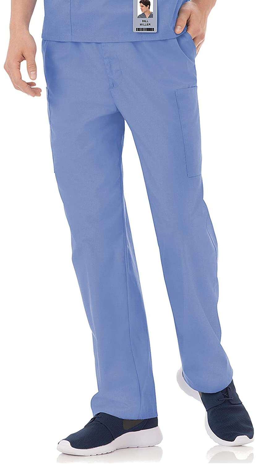 White Swan Fundamentals 14843 Unisex Five Pocket Scrub Pant