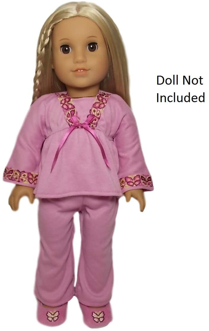 American Girl Julie's Pajama Set