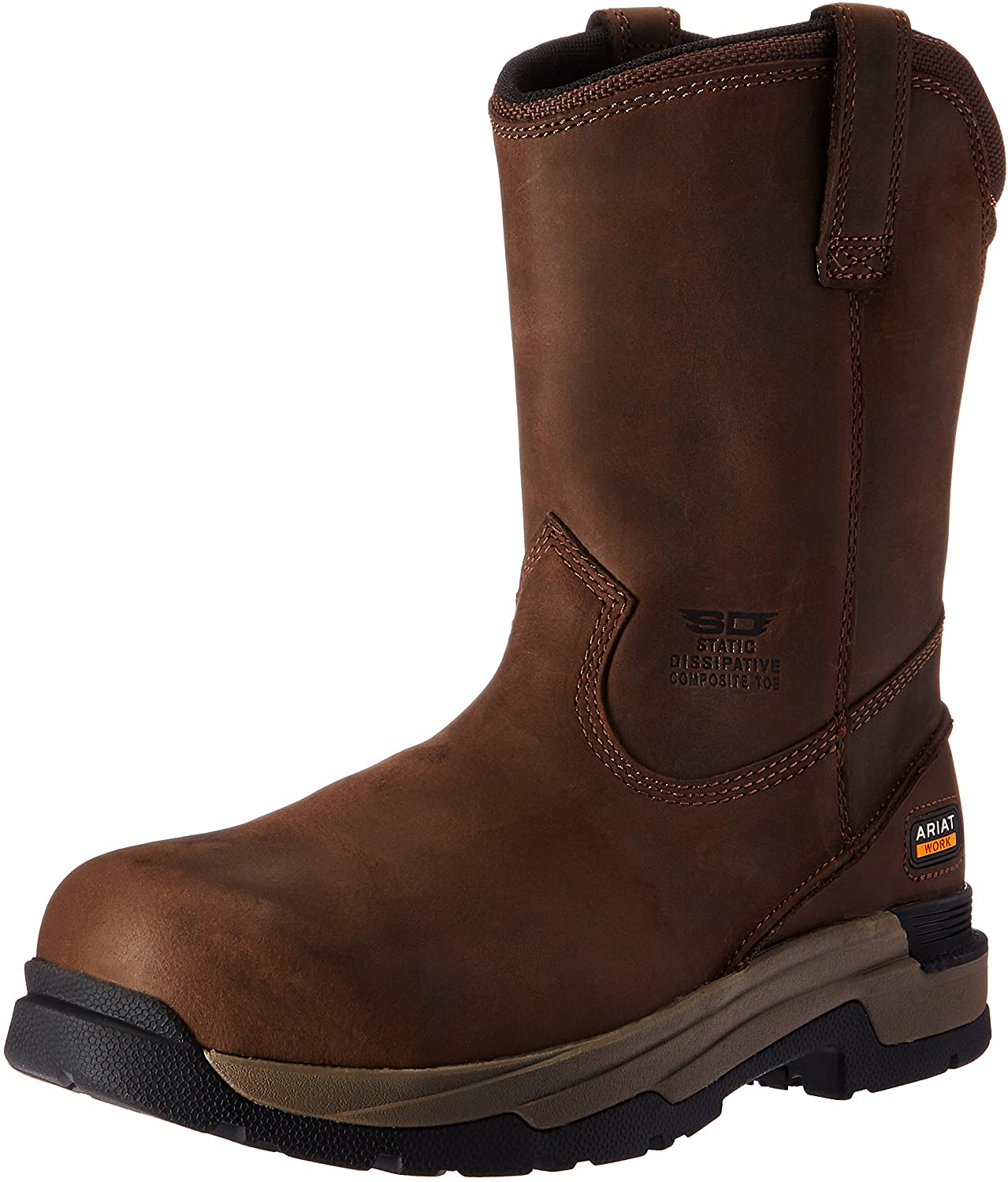 ARIAT Men's Mastergrip Static Dissipative Composite Toe Work Boot
