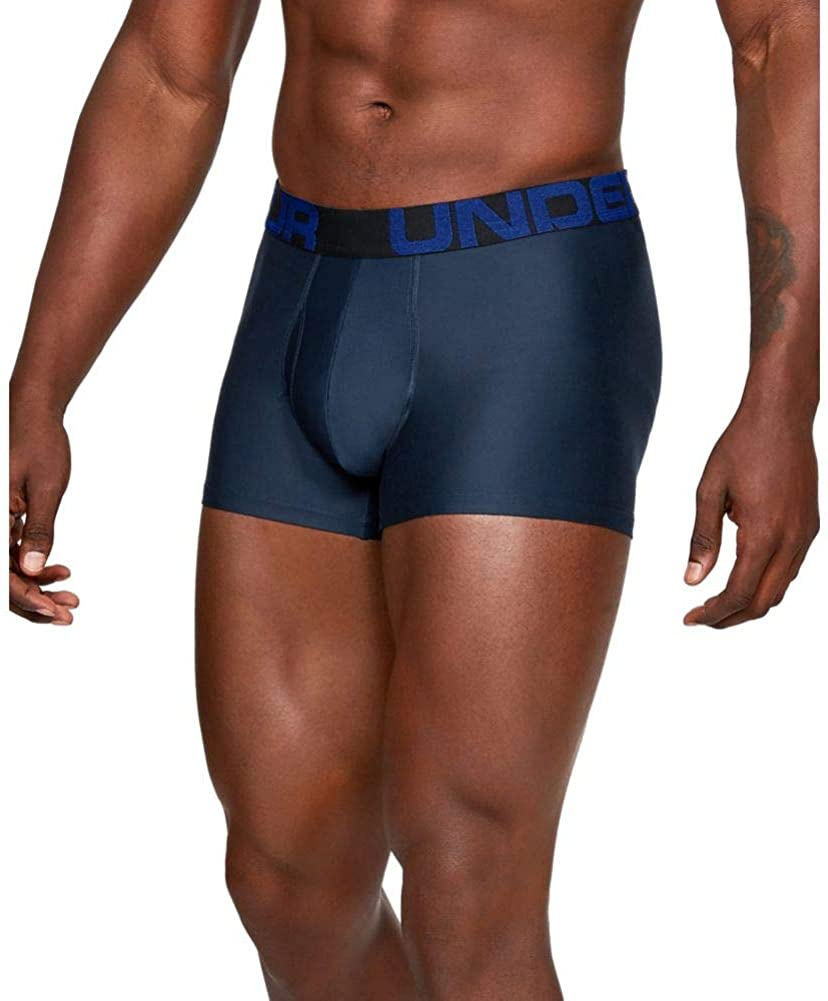 Under Armour Men's Tech 3-inch Boxerjock 1-Pack
