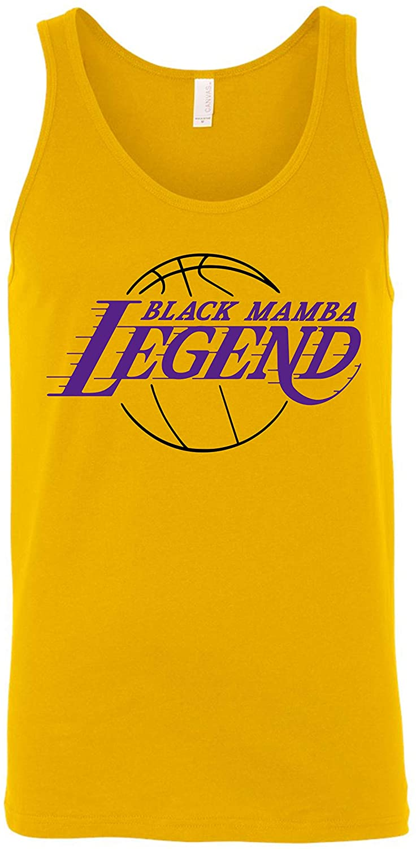 Manateez Men's Kobe Legend Tank Top