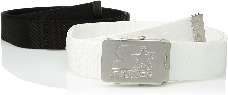Starter Men's 2-Pack Golf Web Belt, DHgate Exclusive
