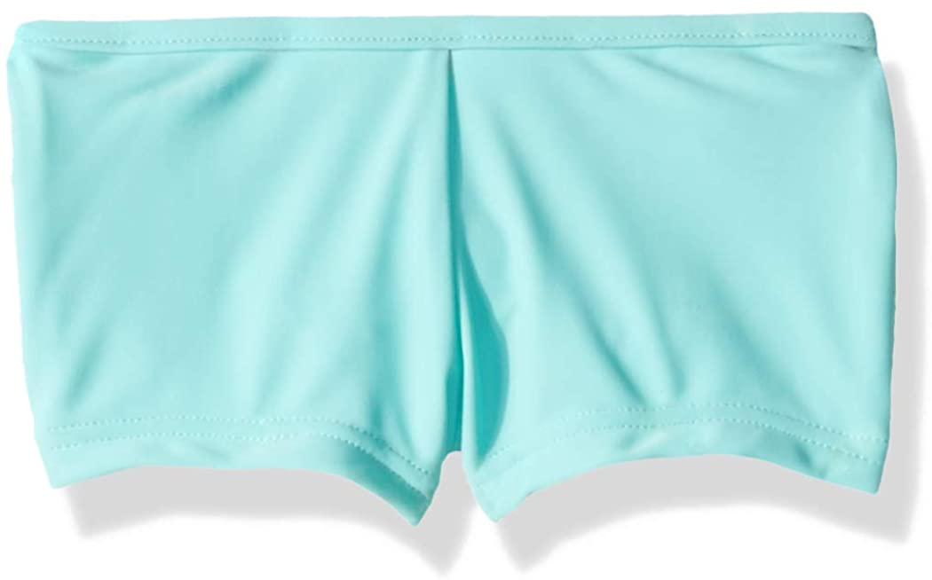 Seafolly Girls' Ruffle Boyleg Swimsuit Bottom