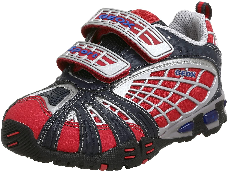 Geox Toddler/Little Kid Light Eclipse Sneaker