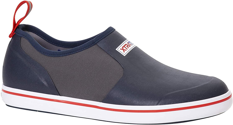 Xtratuf Sharkbyte Men's Deck Shoes, Navy (Xmds-200), 11