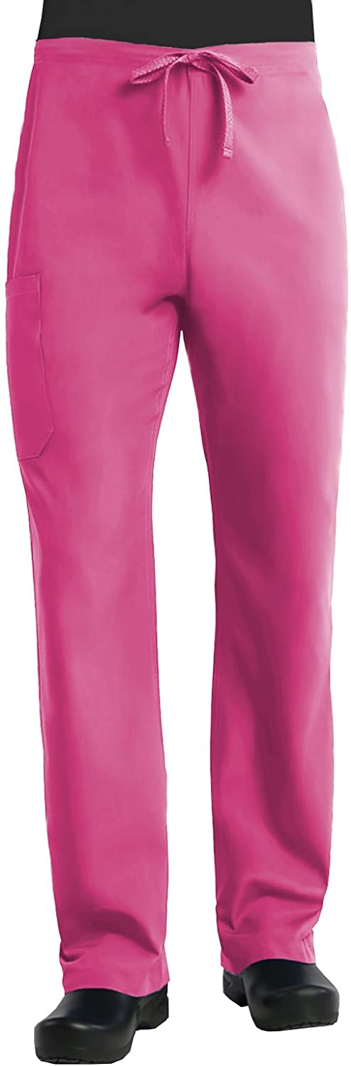 Red Panda Maevn Unisex Basic Pant(Candy Pink, XXXXX-Large)