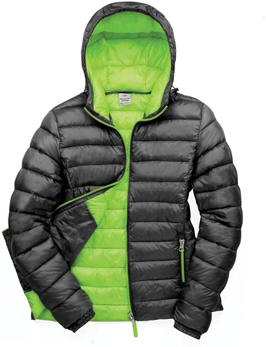 Result Urban Womens/Ladies Snowbird Hooded Jacket