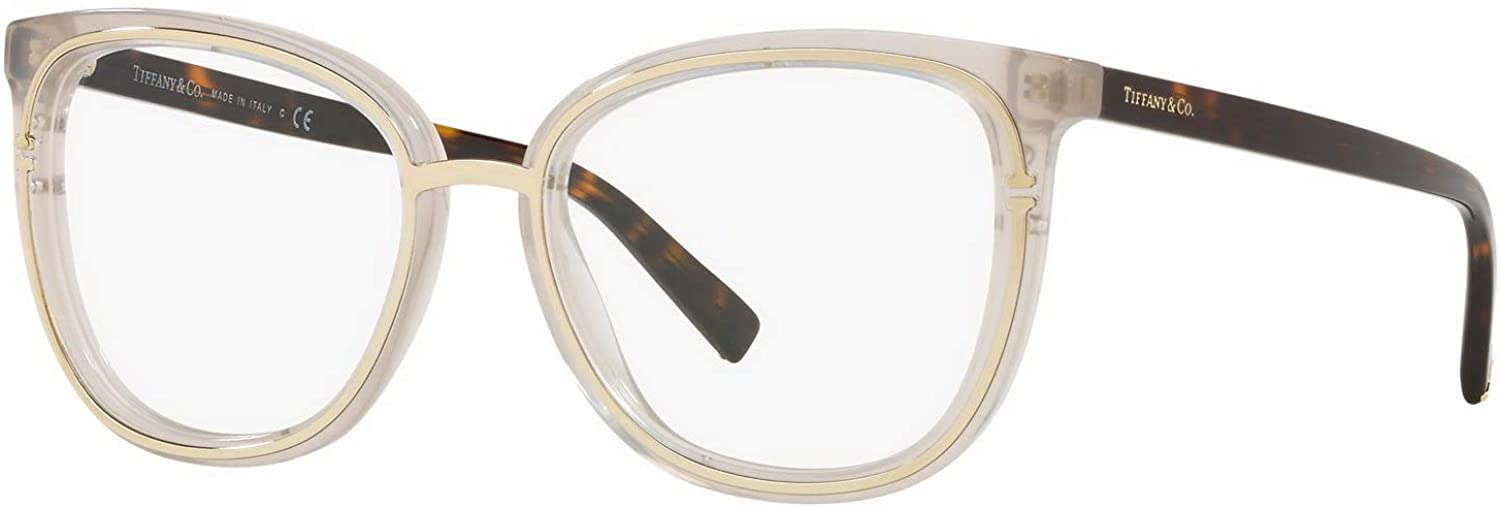 Tiffany & Co. TF 2165 Women Square Eyeglasses RX - able Optical Frame 8250, 50mm
