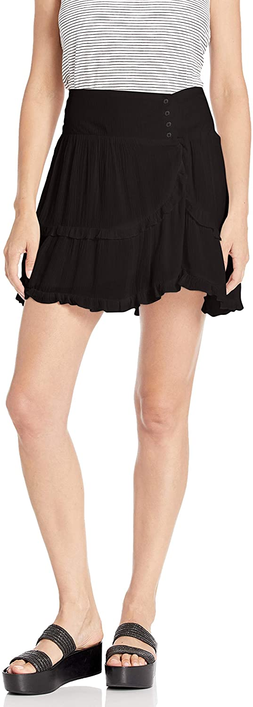 Jack Women's Crinkle in Time Flounce Skirt