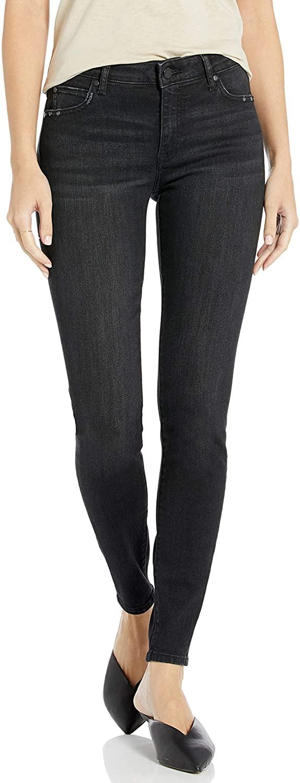 The Drop Women's Venice Mid-Rise Skinny Jean