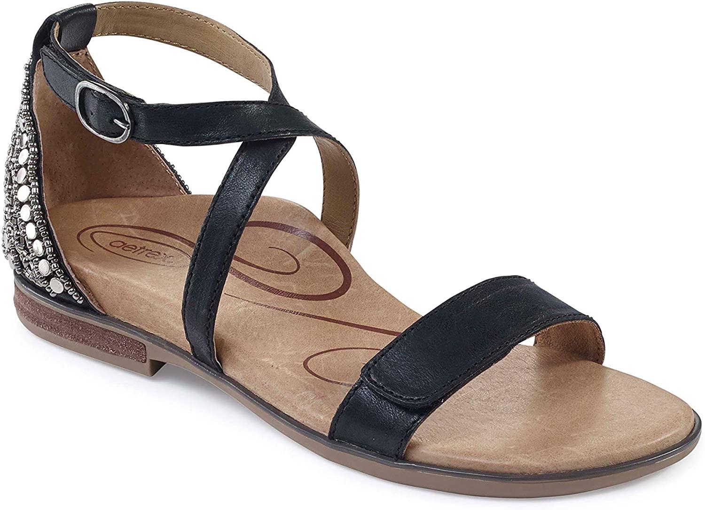 Aetrex Brenda Adjustable Sandal