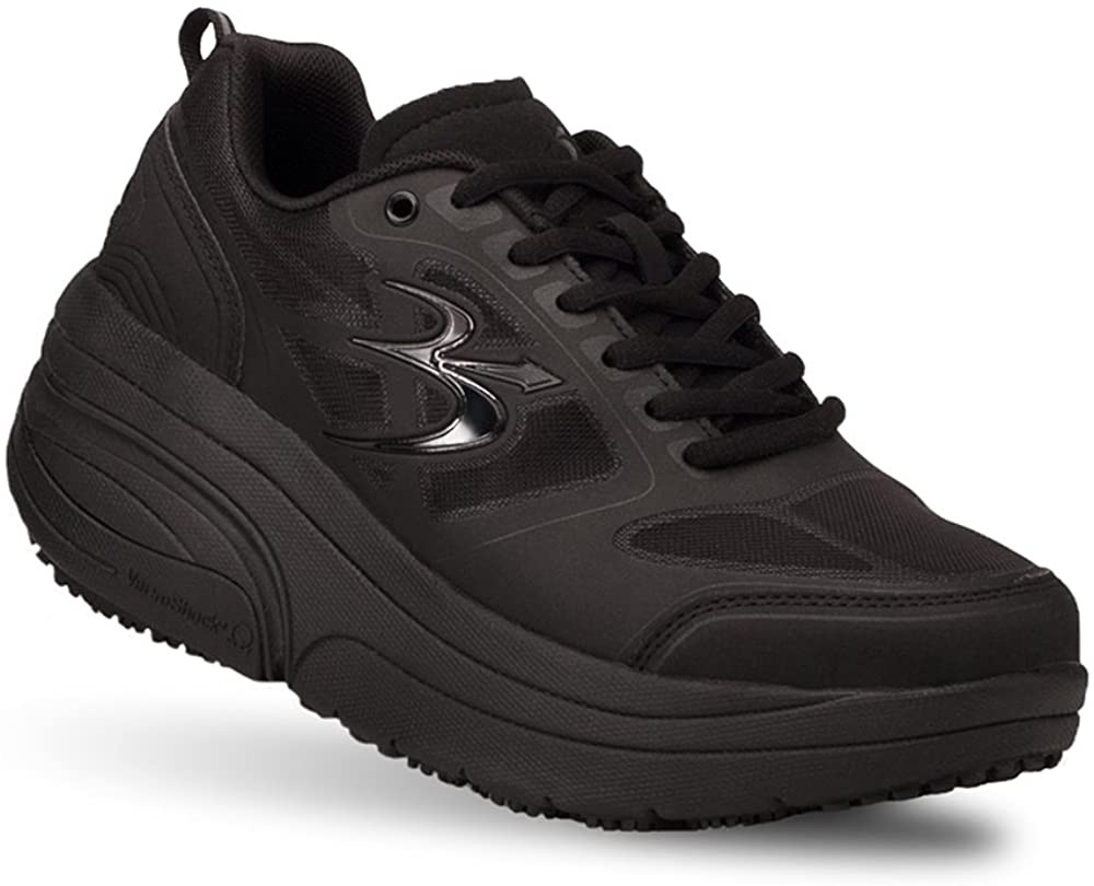 Gravity Defyer Proven Pain Relief Womens G-Defy Ion Athletic Shoes for Plantar Fasciitis, Heel Pain, Knee Pain