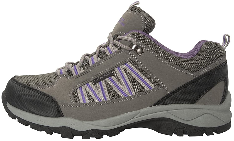 Mountain Warehouse Path Womens Hiking Shoes - Ladies Walking Shoes