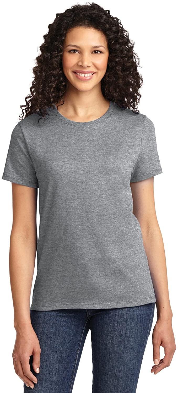 Port & Company Ladies 100% Cotton Essential T-Shirt. LPC61
