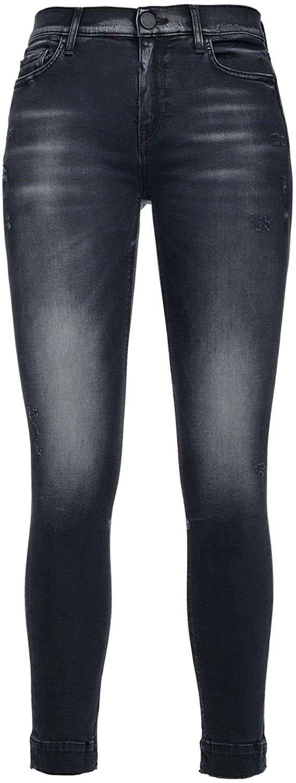 Pinko Luxury Fashion Woman 1J10CRY62DZ99 Black Cotton Jeans | Spring Summer 20