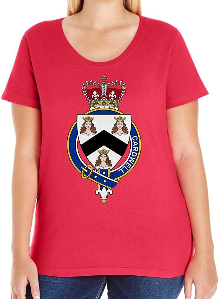 Tenacitee Women's English Garter Family Cardwell T-Shirt