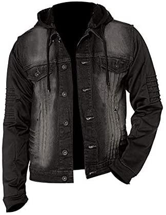 Haute_Fashions Unisex Denim Jacket Collection 2020