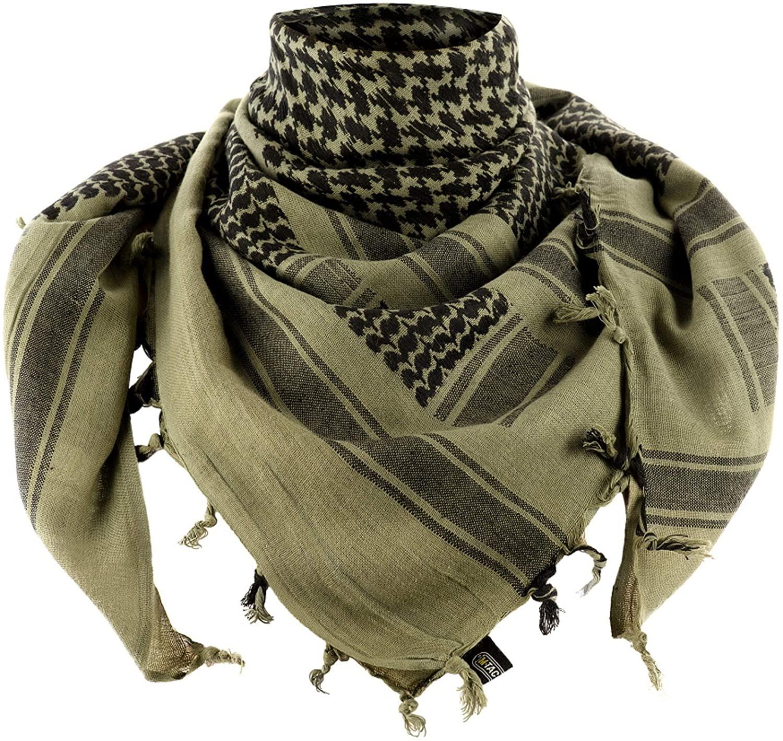 M-Tac Tactical Shemagh Military Desert Scarf Arab Wrap Premium Cotton