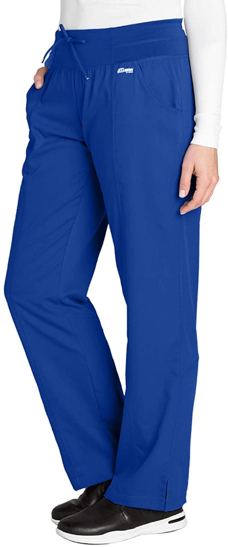Grey's Anatomy Active 4276 Yoga Pant Galaxy 2XL
