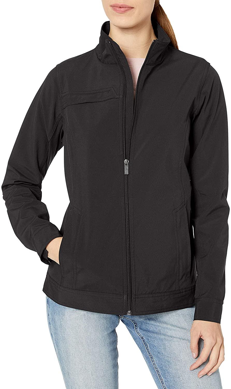 Charles River Apparel Women's Dockside Wind & Water Resistant Jacket
