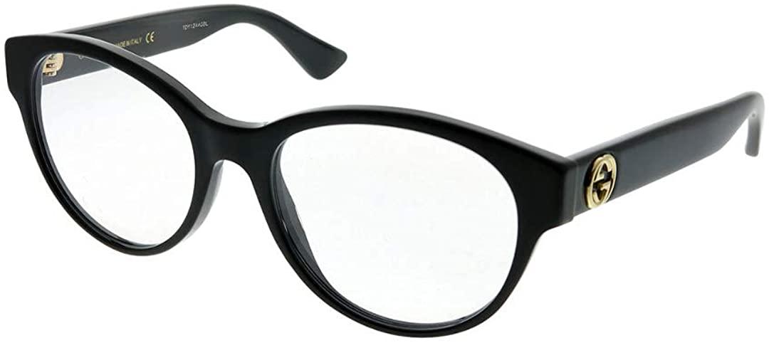 Gucci GG0039O Optical Frame Acetate 52 mm
