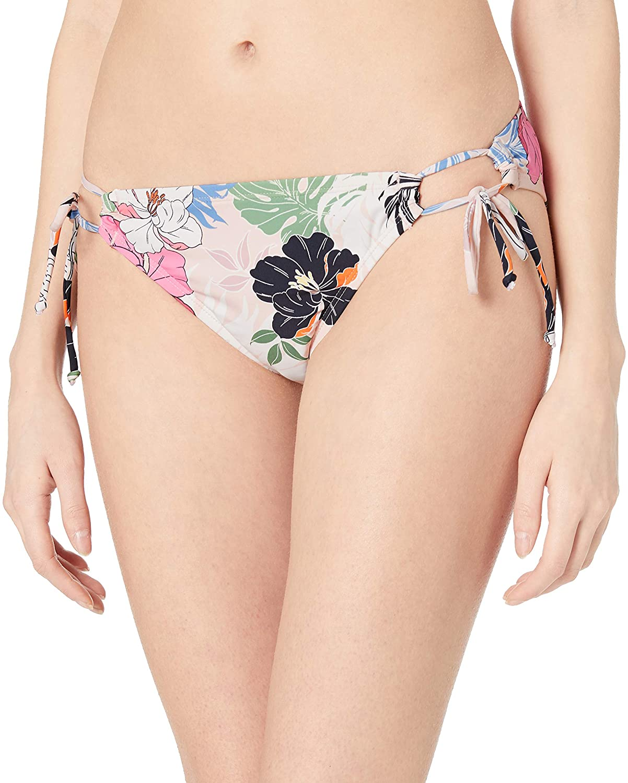 Hobie Women's Strappy Side Hipster Bikini Swimsuit Bottom