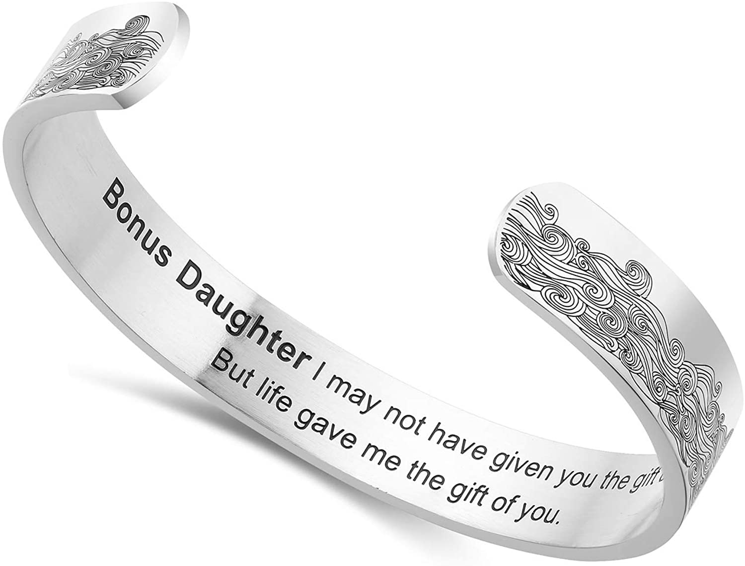 Bracelet for Daughter Niece Sister Mother Granddaughter Remember Whose Daughter You are and straighten Your Crown