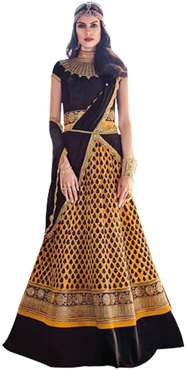 Designer Gown Anarkali Shalwar Kameez Suit Wedding Ethnic Dress Sexy bra
