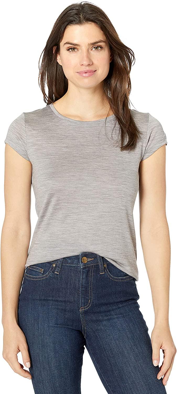 Pendleton Women's Short-Sleeve Merino Tee