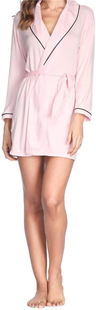 YouYayaZai Women Kimono Robes Nightwear Short Style Sleepwear Bathrobe