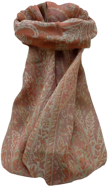 Mens Muffler Scarf 1519 Fine Pashmina Wool By Pashmina & Silk