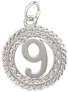 Rembrandt Charms Number 9 Charm