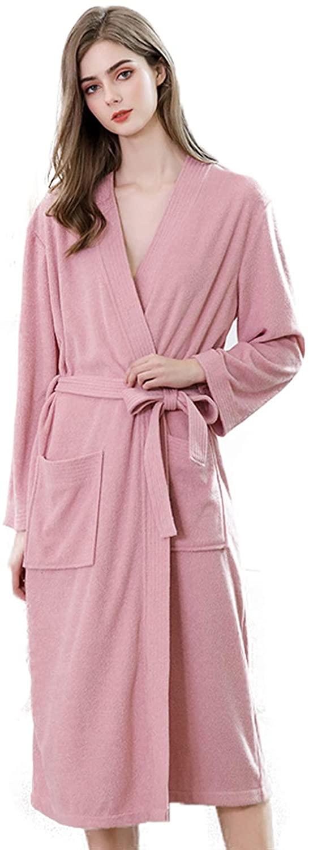 Women Kimono Robes Cotton Lightweight Robe Short Knit Bathrobe Soft Sleepwear Ladies Loungewear