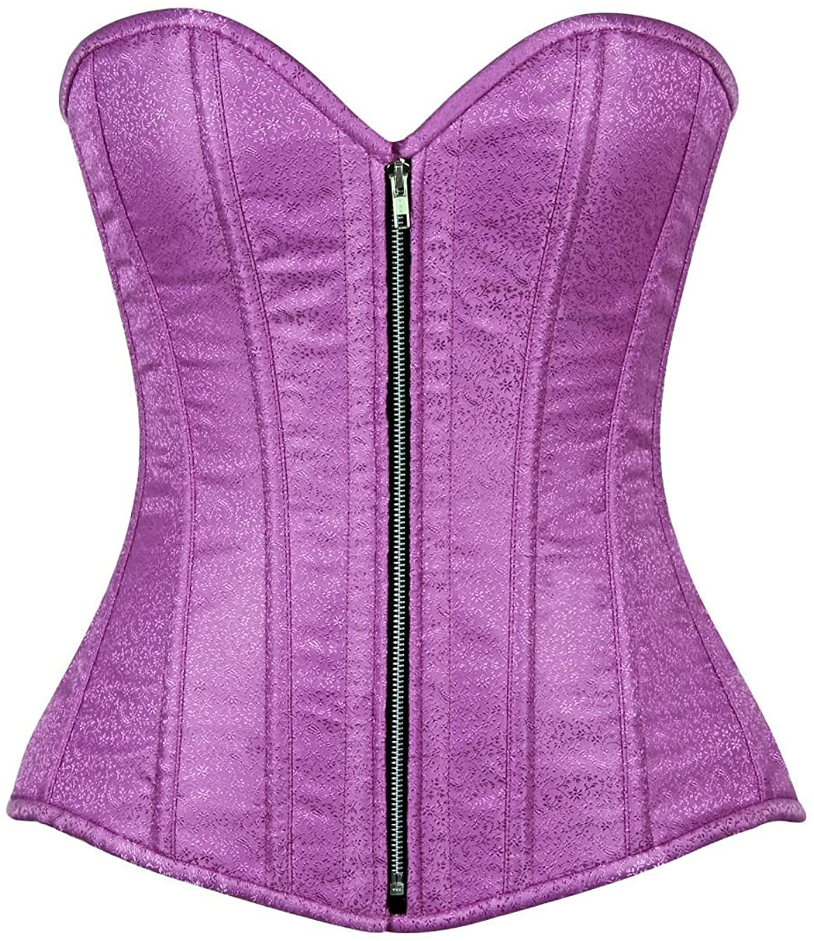 Daisy corsets Womens Top Drawer Brocade Steel Boned Corset