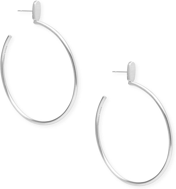 Kendra Scott Pepper Hoop Earrings in Women, Fashion Jewelry