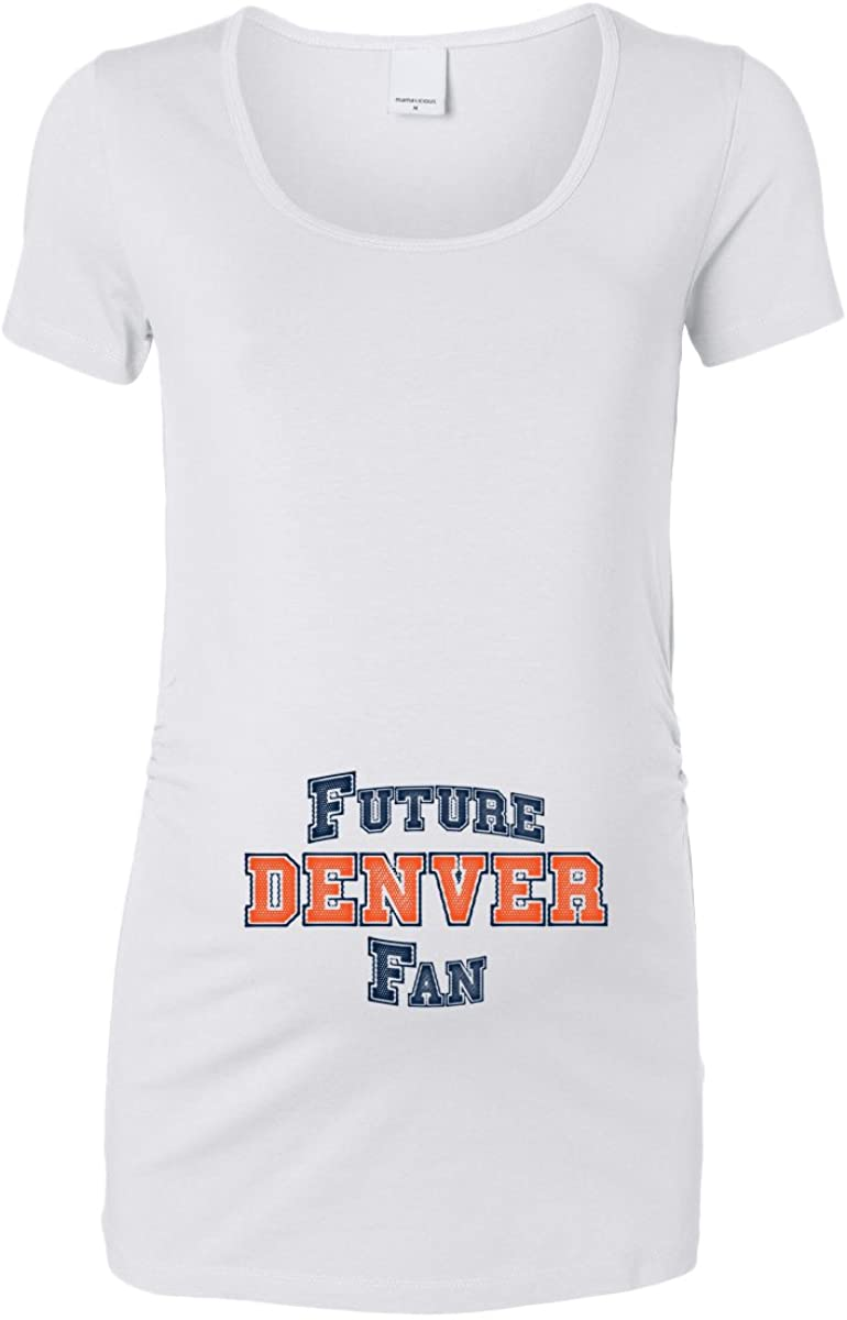 Future Denver Fan Women's Maternity T-Shirt