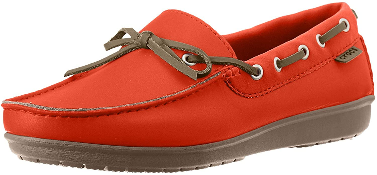 CROC Womens Wrap ColorLite Loafer Shoes