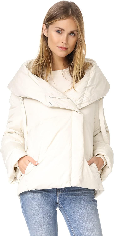 Theory Women's Toralla OTS Short Puffer Coat